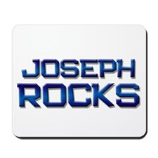 joseph rocks Mousepad