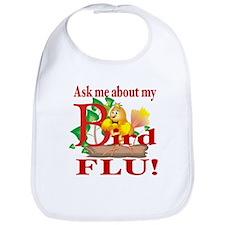 Ask Me About My Bird Flu Bib