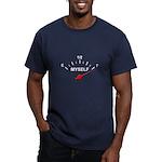 Full of Myself Men's Fitted T-Shirt (dark)