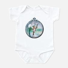 Swan Lake Globe Infant Creeper