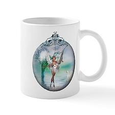 Swan Lake Globe Mug