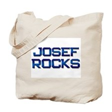 josef rocks Tote Bag