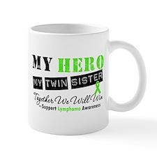 LymphomaHeroTwinSister Mug