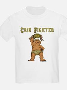 Crib Fighter Belt T-Shirt