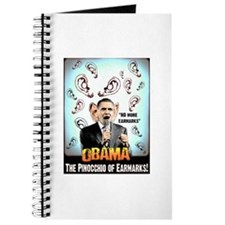 anti obama earmarks Journal