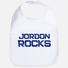 jordon rocks Bib