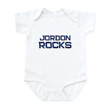 jordon rocks Infant Bodysuit