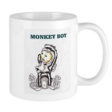 Monkey Boy 2 Mug