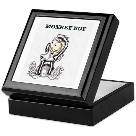 Monkey Boy 2 Keepsake Box