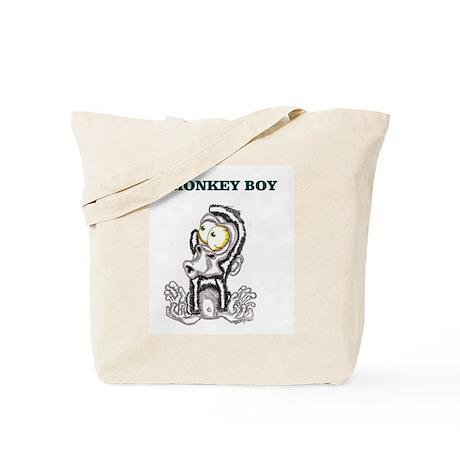 Monkey Boy 2 Tote Bag