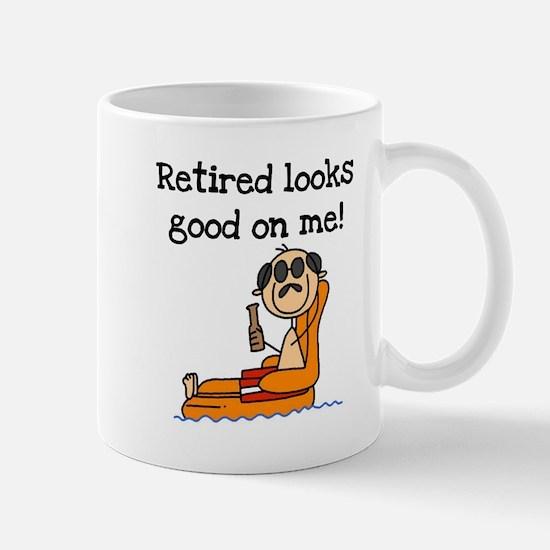 Beach Retiree Mug