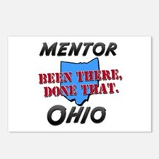 mentor ohio - been there, done that Postcards (Pac