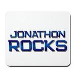 jonathon rocks Mousepad