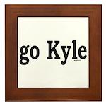 go Kyle Framed Tile