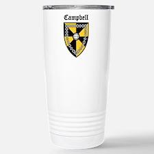 Clan Campbell Stainless Steel Travel Mug