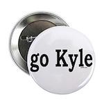 "go Kyle 2.25"" Button (10 pack)"