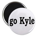 go Kyle Magnet
