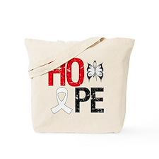 Bone Cancer Hope Tote Bag