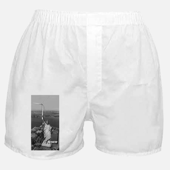 Cute Wind power Boxer Shorts