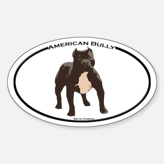 Bully!! Oval Decal