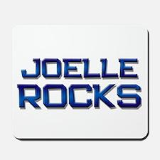 joelle rocks Mousepad