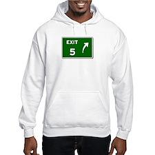 EXIT 5 Hoodie