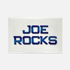 joe rocks Rectangle Magnet (10 pack)