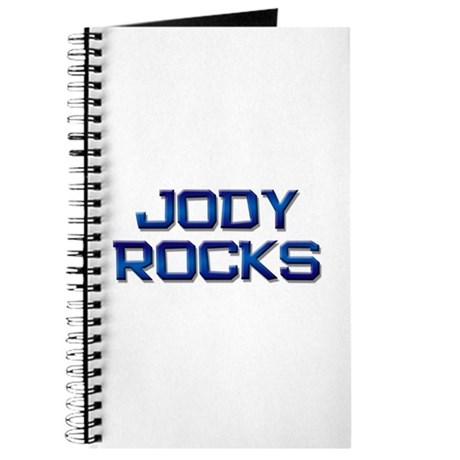 jody rocks Journal