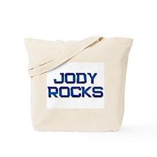 jody rocks Tote Bag