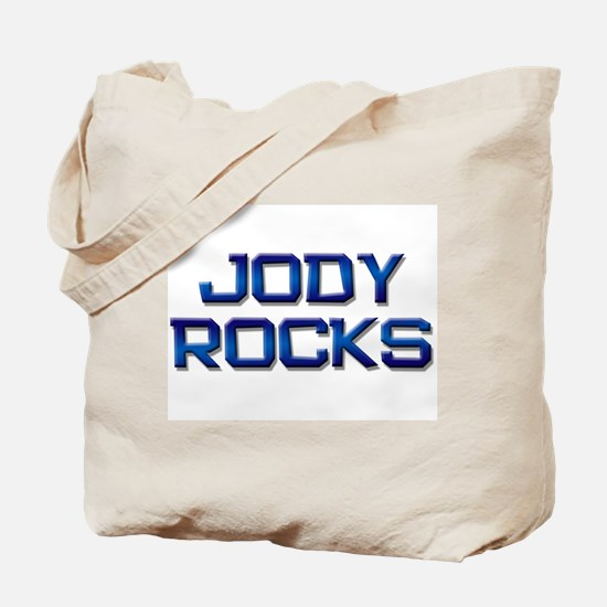 jody rocks Tote Bag