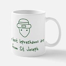 St Joseph leprechauns Mug