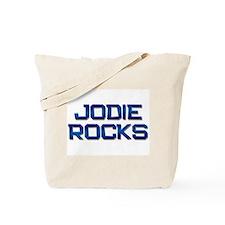 jodie rocks Tote Bag