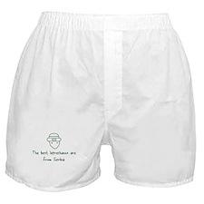 Serbia leprechauns Boxer Shorts