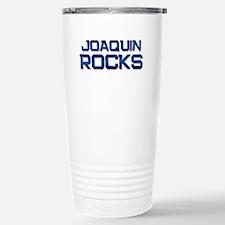 joaquin rocks Stainless Steel Travel Mug