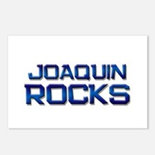 joaquin rocks Postcards (Package of 8)