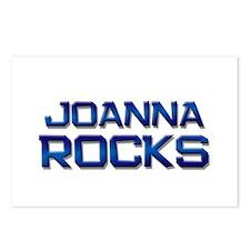 joanna rocks Postcards (Package of 8)