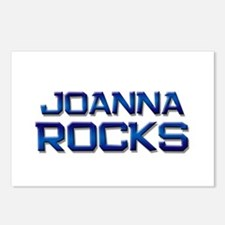 joanna rocks Postcards (Package of 8)