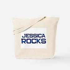 jessica rocks Tote Bag