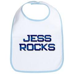 jess rocks Bib