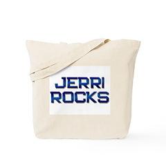 jerri rocks Tote Bag