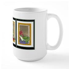 Frog Maiden on Mug