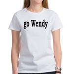 go Wendy Women's T-Shirt