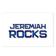 jeremiah rocks Postcards (Package of 8)
