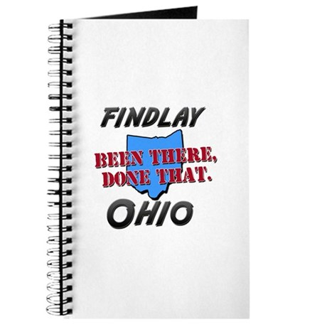 findlay ohio - been there, done that Journal