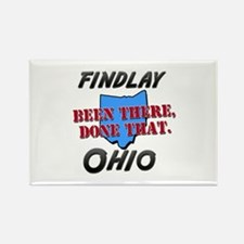 findlay ohio - been there, done that Rectangle Mag