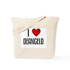 I LOVE DEANGELO Tote Bag