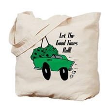 Classic Good Times Tote Bag