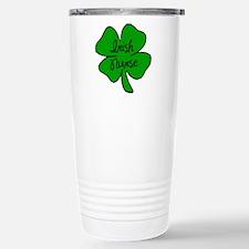 Irish Nurse Thermos Mug