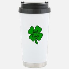 Irish Nurse Travel Mug