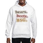 bears. beets. BSG. Hooded Sweatshirt